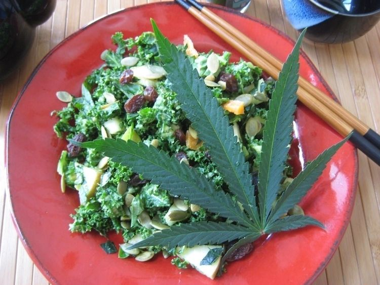 Eating Raw Weed marijuana eat T - ellocannabis | ello