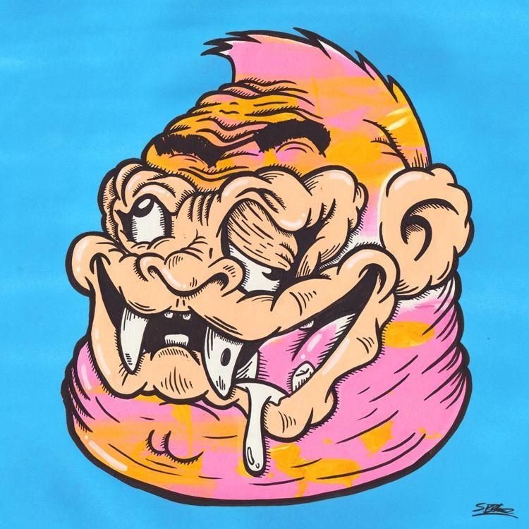 Wonky Donk Considered greatest  - samuelbthorne | ello