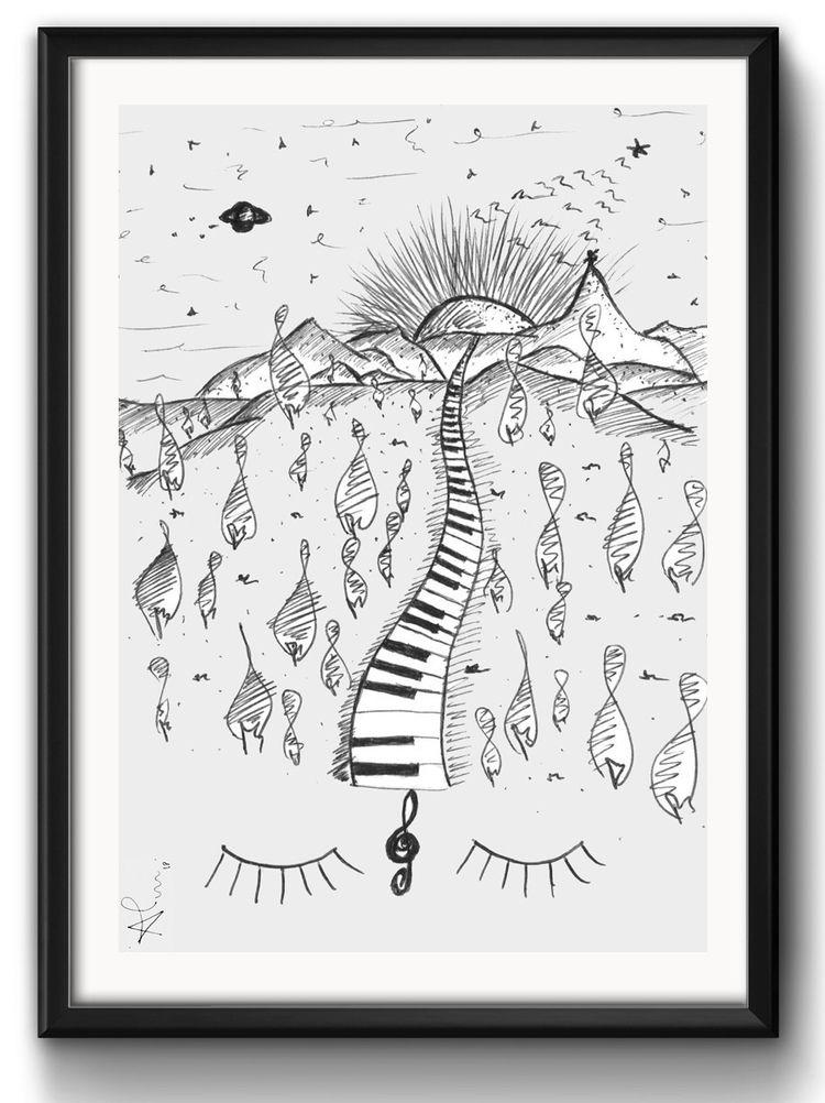 À Saber, Dor Ia, illustration p - alantejoula | ello