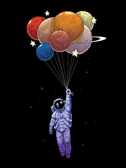Exploration - astronaut, fantasy - digital_carbine | ello
