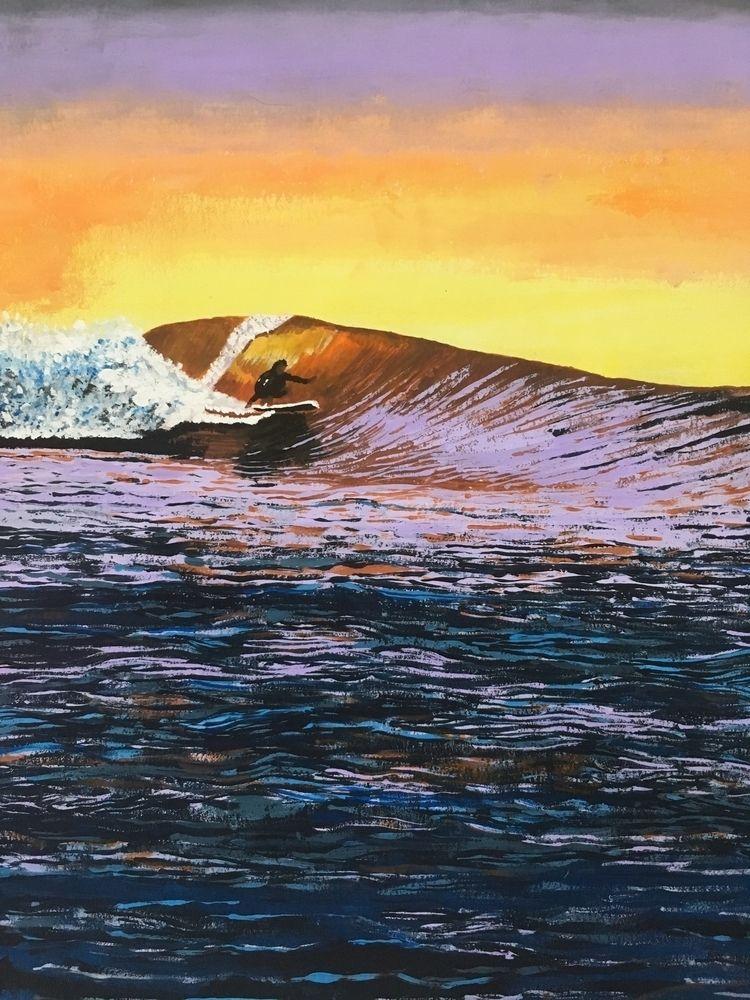 practice, wave, surf, surfing - ataraxiaa | ello