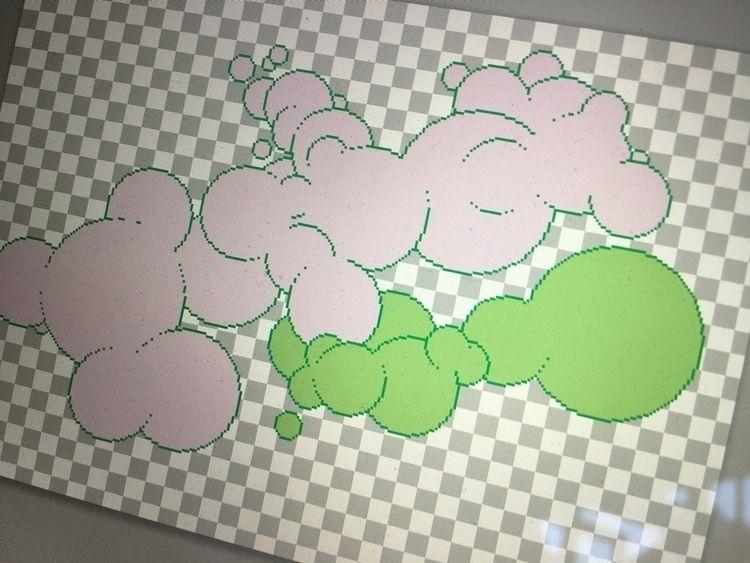 cloud work - wip, berlinpixorama - eboy | ello