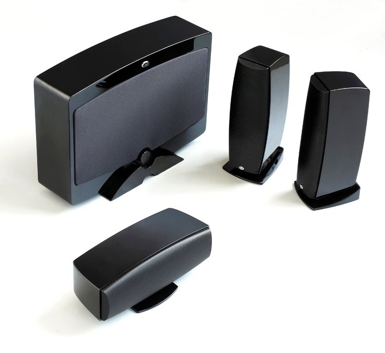 NHT Verve project - loudspeakers - bobhopkins | ello