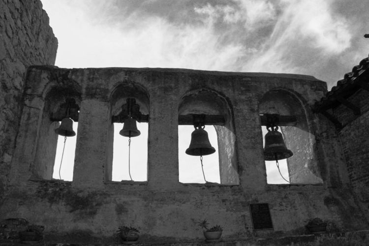 Bells - bells, blackandwhite, edit - aaronmart | ello