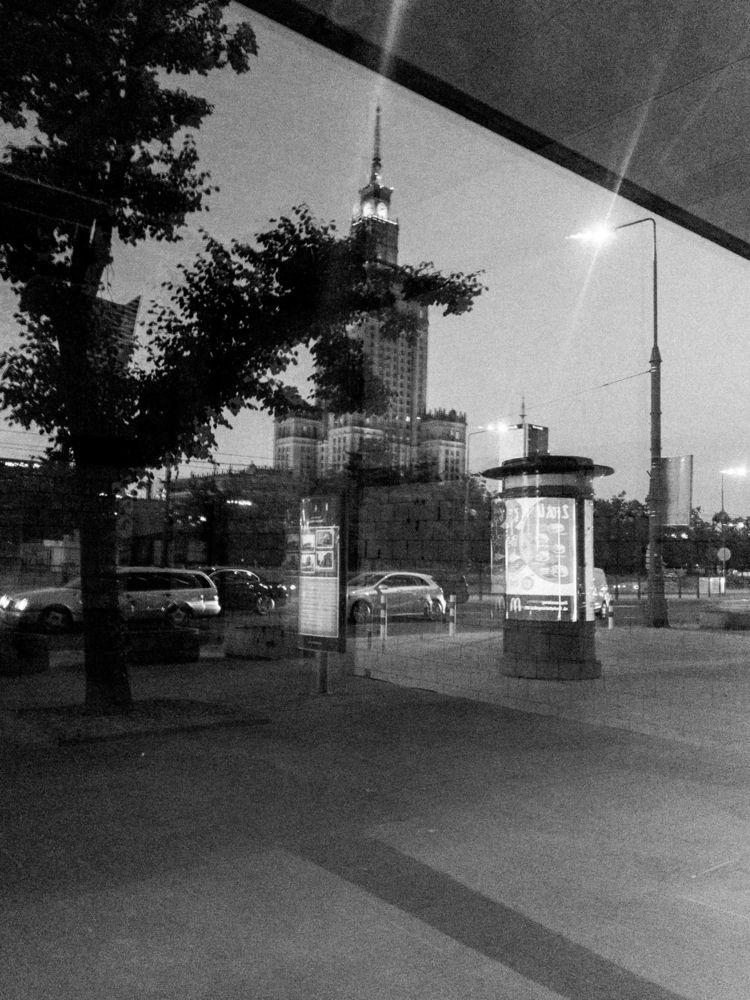( 'reflection' series. Warsaw - marcinkonkel | ello