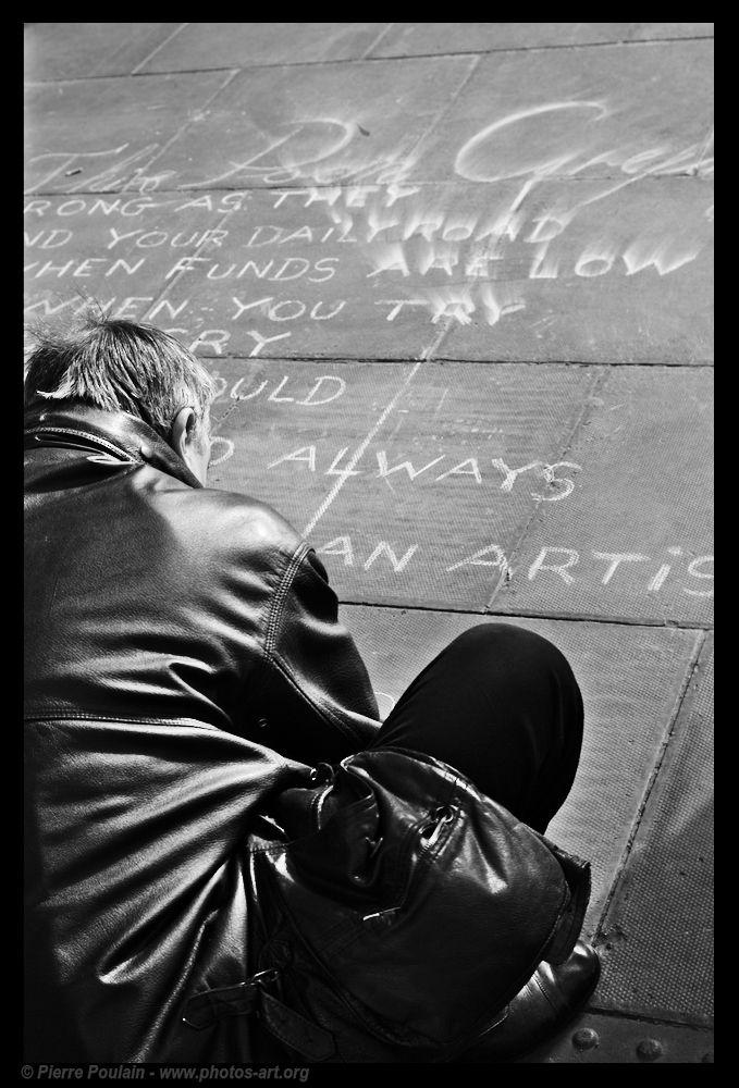 ARTIST shot Dublin, Ireland. ma - pierrep-fifoblog | ello