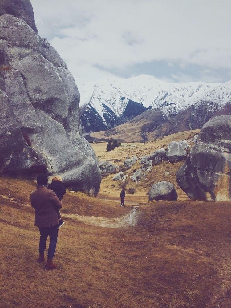 Castle Hill Zealand - newzealand - elkemichelle | ello