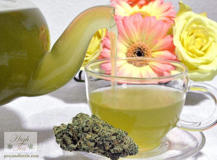 tea-time, lovelies - posyandkettle | ello