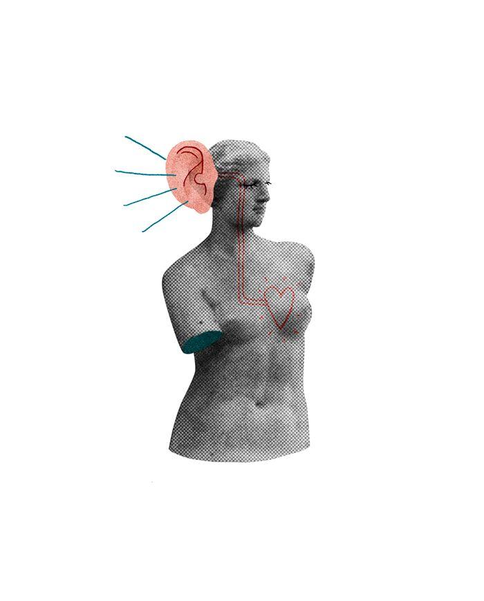 Illustration Psychologies magaz - u_hate_the_flower   ello