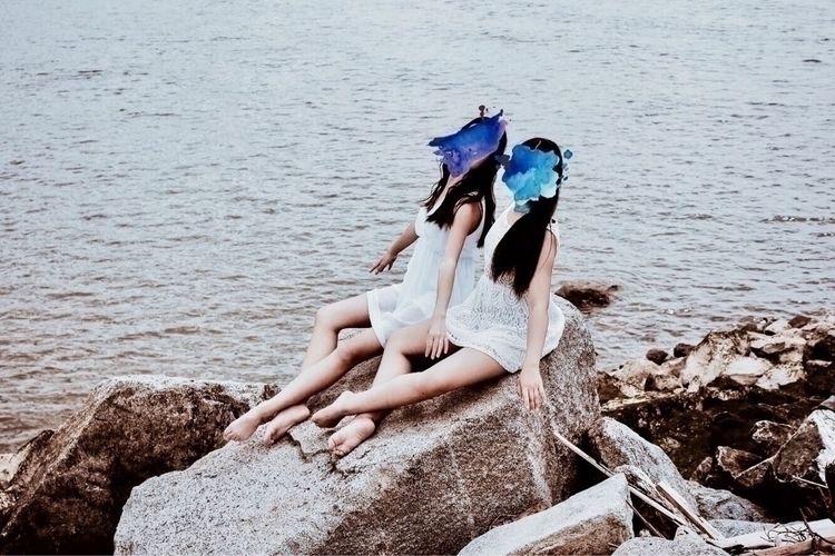 Seaside Bliss. Ashley Wong Vanc - ashley_vw   ello