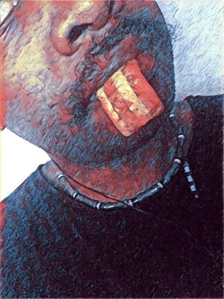 selfie, sef_portait - i_am_ebon   ello