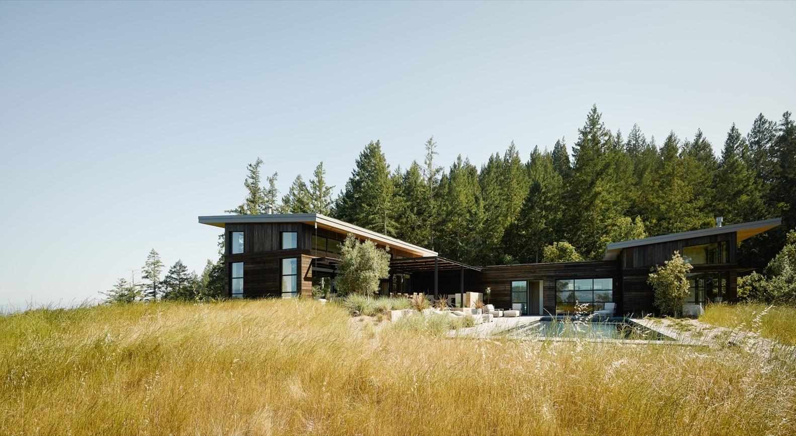 Healdsburg Feldman Architecture - thetreemag | ello