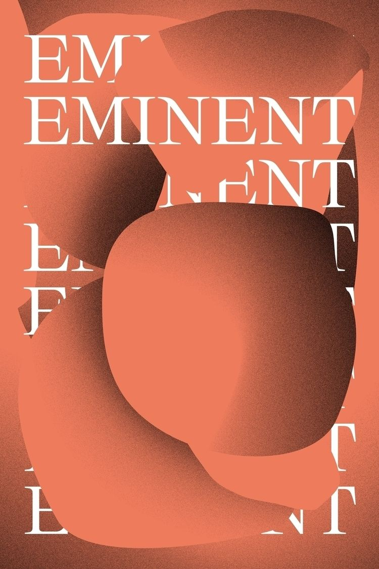 series typographic study shape - skrewstudio   ello