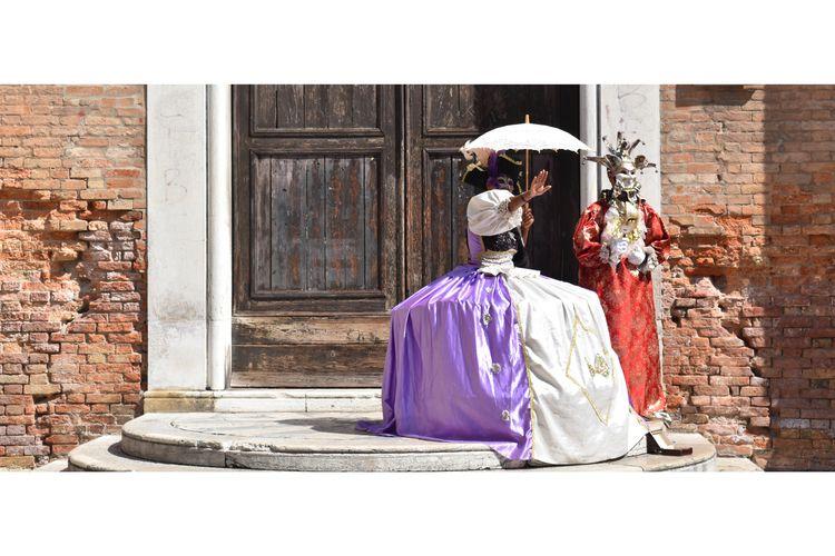 Venice, Venezia, Mask, Italy - ggggguk | ello