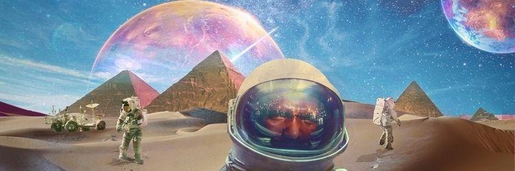 Title: Ancient Afronaut Theory  - iamnotpablo | ello