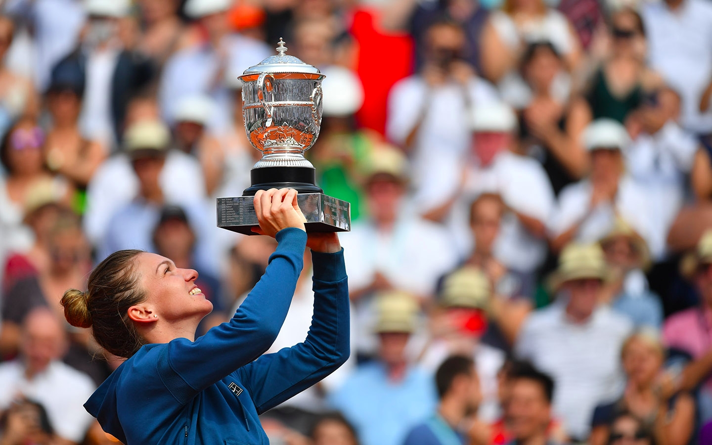 French Open 2018: Simona Halep  - tennisblog | ello