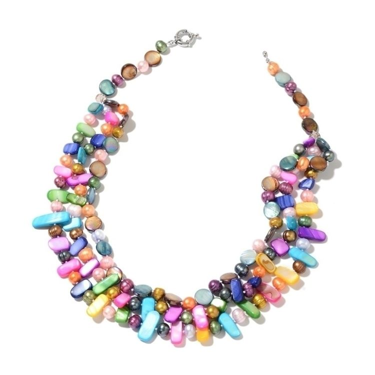 Beaded Necklace – Crowning Glor - sakshimathur | ello