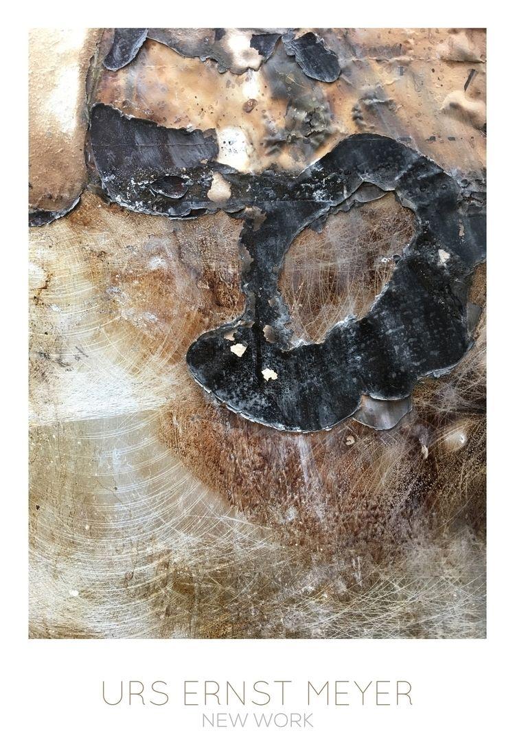 Burned Paper Work Urs Ernst Mey - abstraktjam   ello