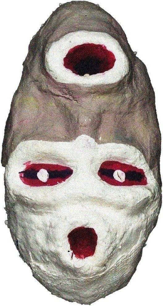 maskän - mask, 3d, face, form - elephangela | ello