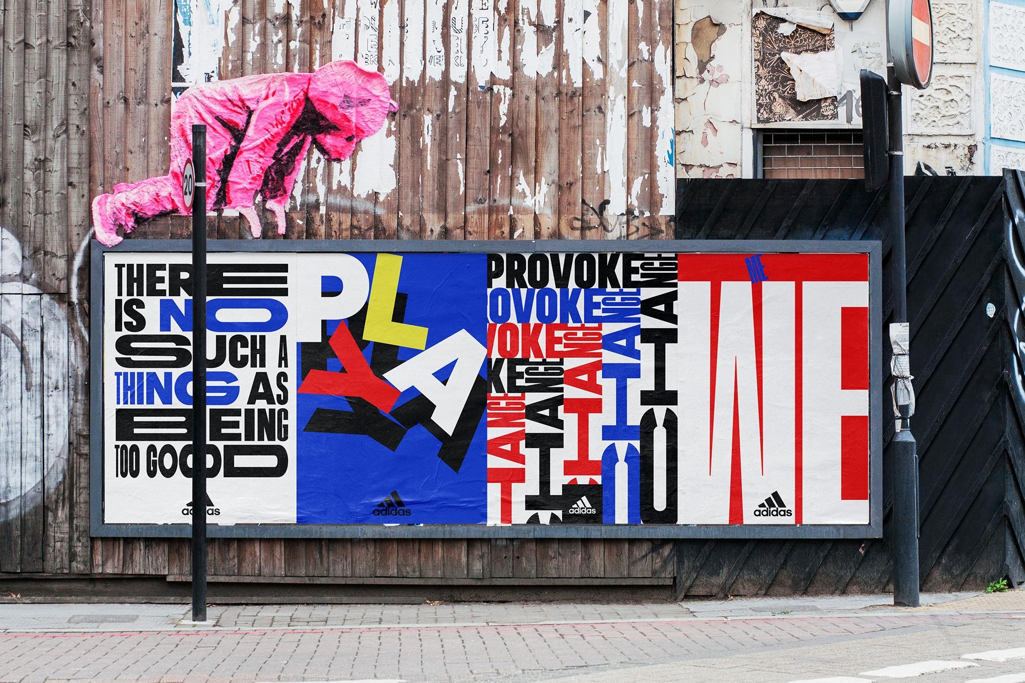 Adidas London commissioned crea - yarzatwins | ello