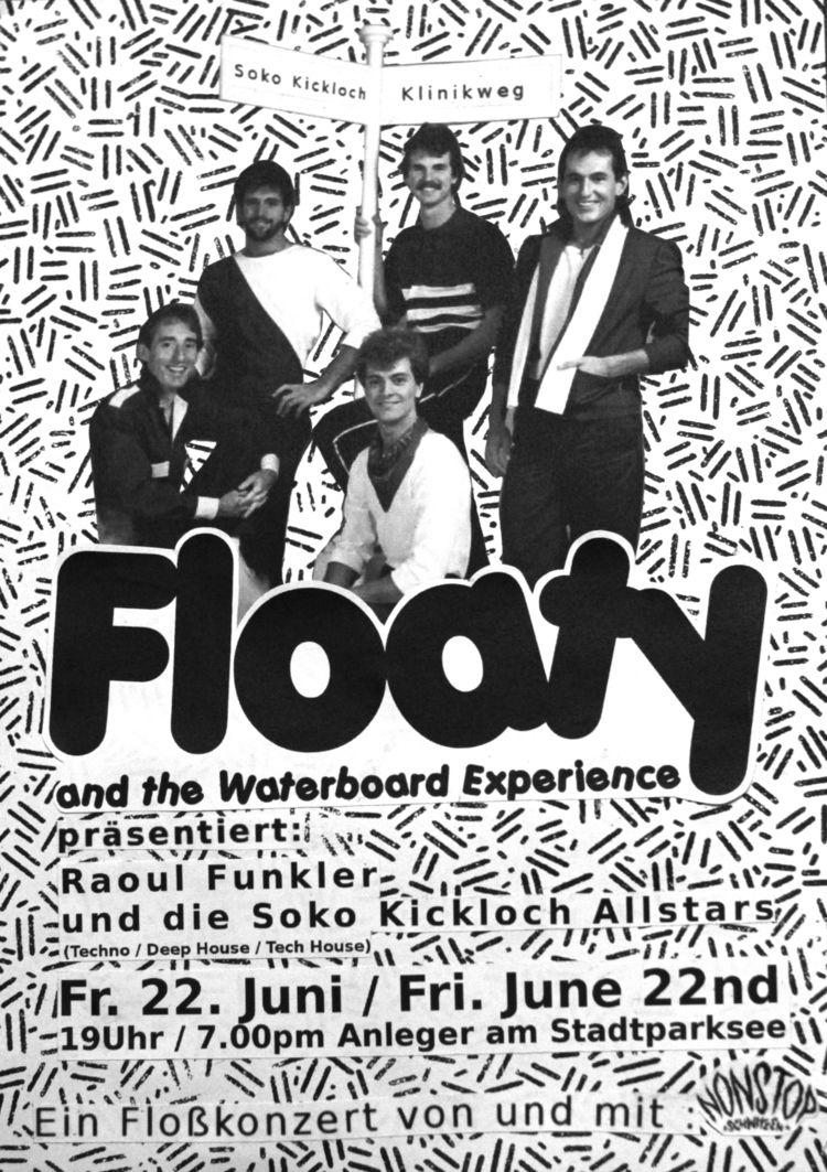 Foaty Waterboard Experience - raft - nonstopschwitzen | ello
