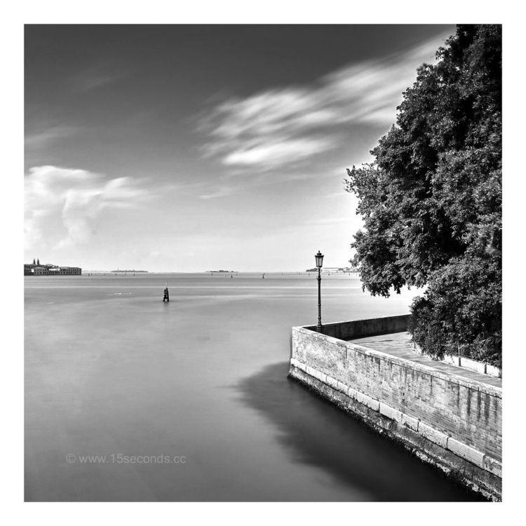 Venice, View Sant Elena 180s, I - mickinger | ello