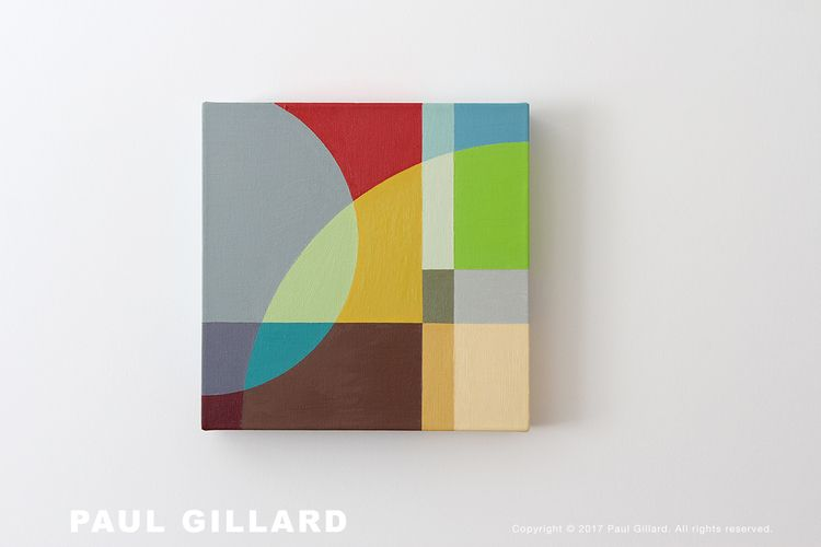 'Time' Paul Gillard - (oil canv - paulgillard | ello
