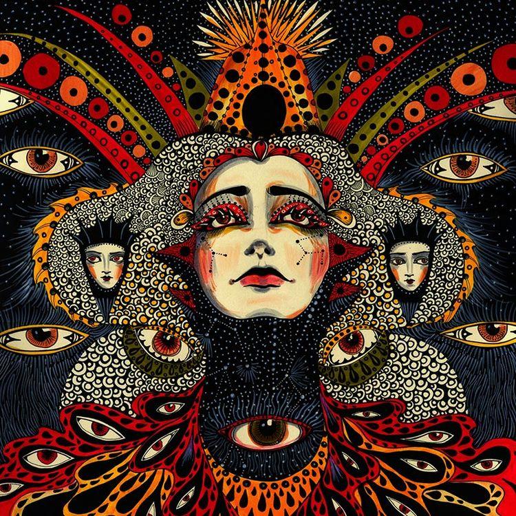 'Alight' Daria Hlazatova. drawi - wowxwow | ello