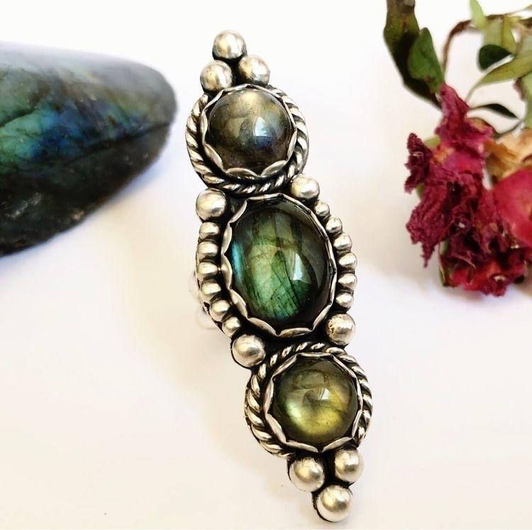 stone Magic  - SilverRavenStudio - silverravenstudio | ello