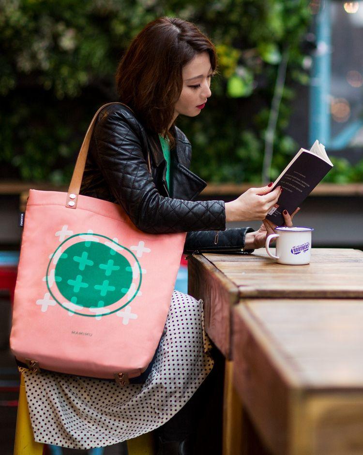 Manhole City Laptop Tote Bag: P - mamimutokyo | ello