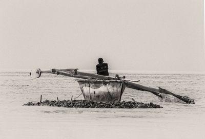 | Swahili coast Sepia Photograp - aga_szydlik | ello