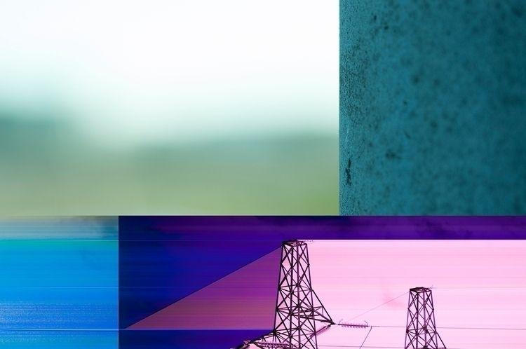 glitch, art, acid, pink, roma - shjizadurden | ello