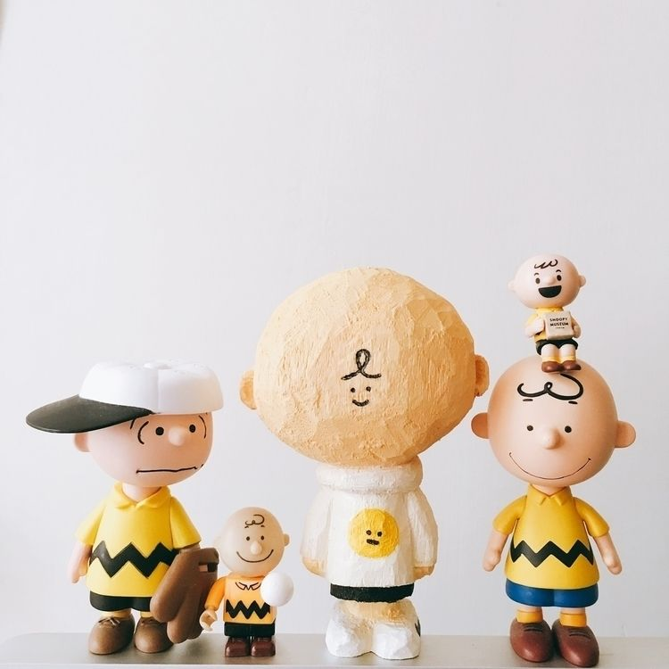 wooden figure Bun friends - bubi | ello