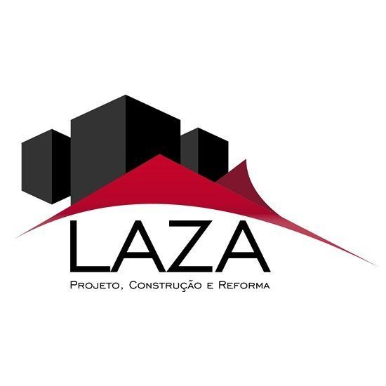 Logotipo da Laza Projeto, Const - gauchaweb | ello