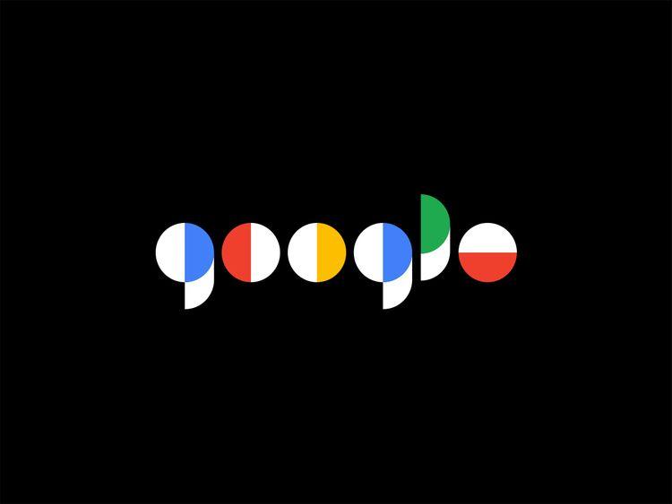 Google - logo, graphicdesign, designer - jiriadamek | ello