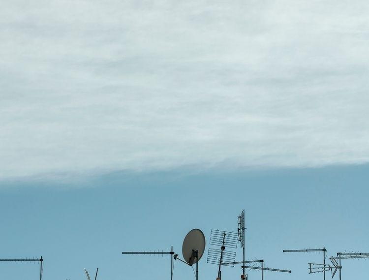 sky, rome, minimal, blue, photography - shjizadurden | ello