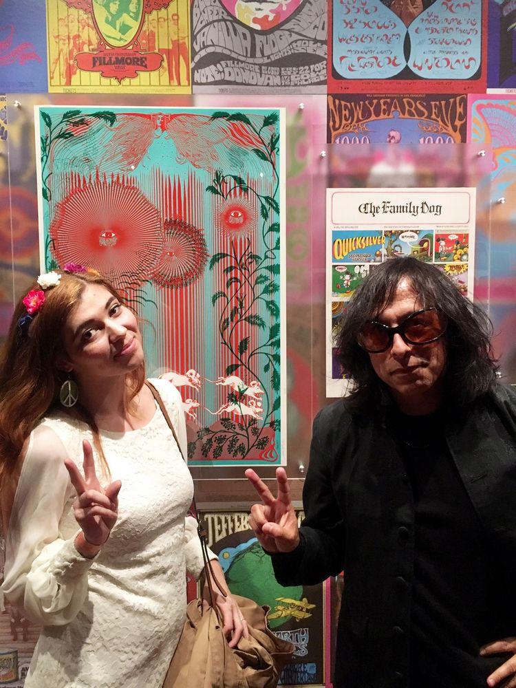 Sheena Salazar Dennis Gonzales  - powmagazine | ello