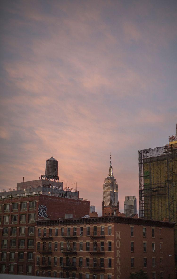 Empire State - shattersworld | ello