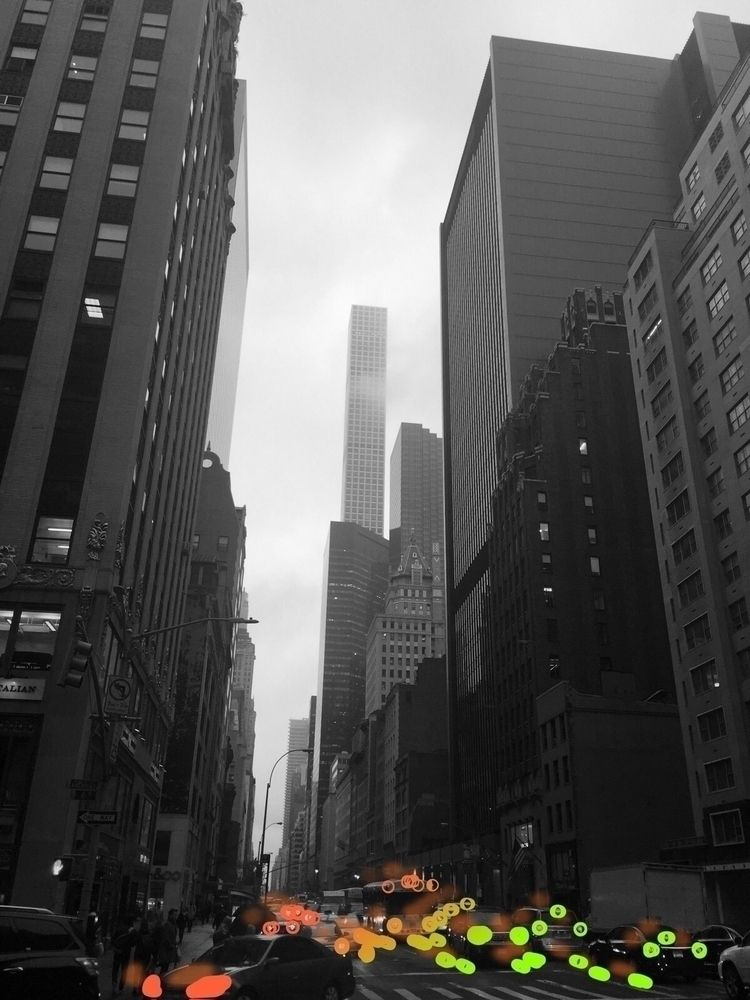 6th Ave - York, NY - newyork - mattmendy | ello
