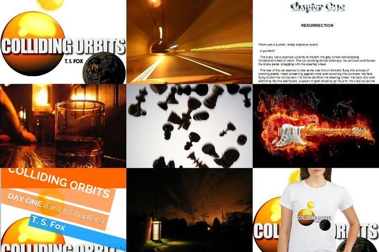COLLIDING ORBITS ~ Story - collidingorbits | ello