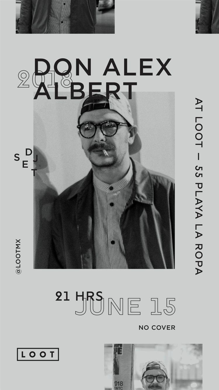 Poster Design LOOT - posterdesign - axregehr | ello