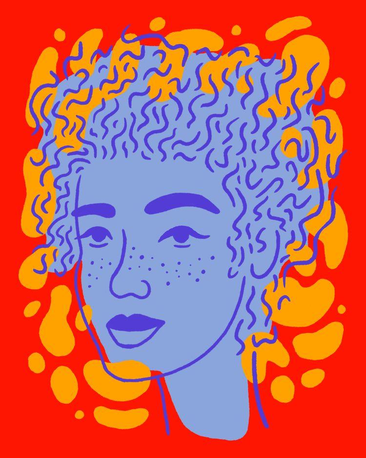 Untangle - illustration, illustrator - heybop | ello