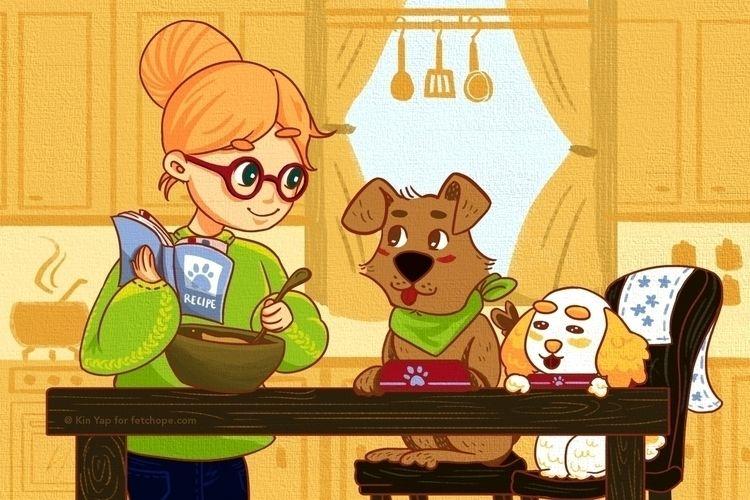 memories, lifetime, dogs, yummy - fetchope | ello