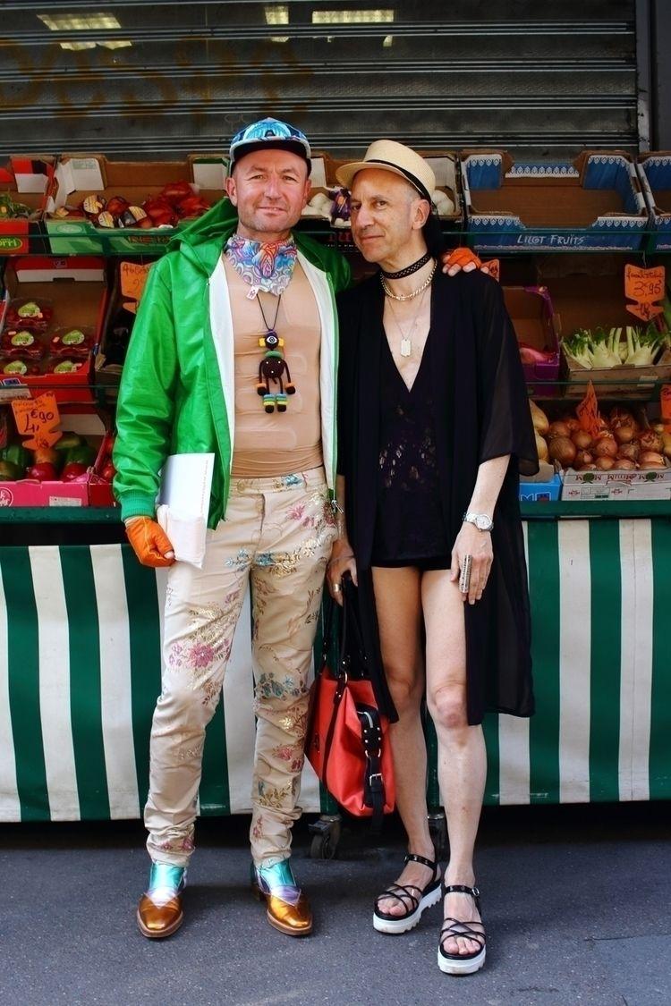 guests Walter Van Beirendonck f - stylishsouls | ello