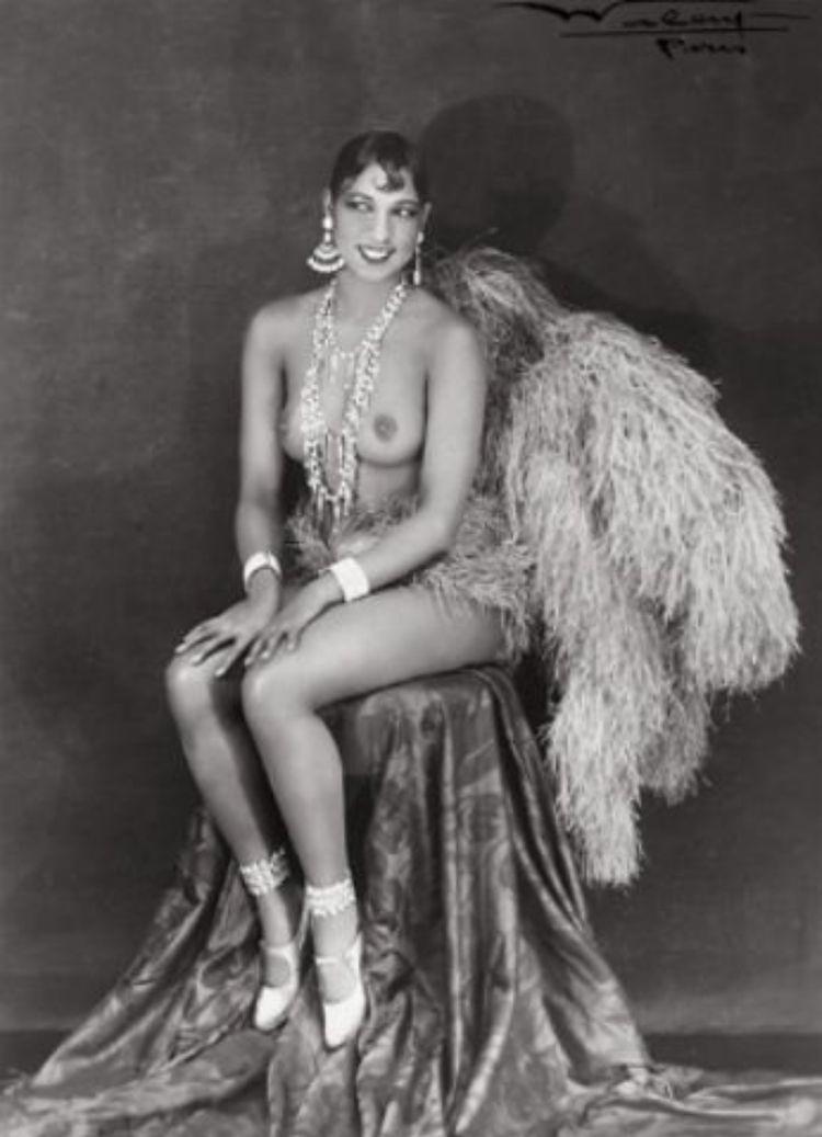 Josephine Baker , Burlesque . t - -eddiewight- | ello