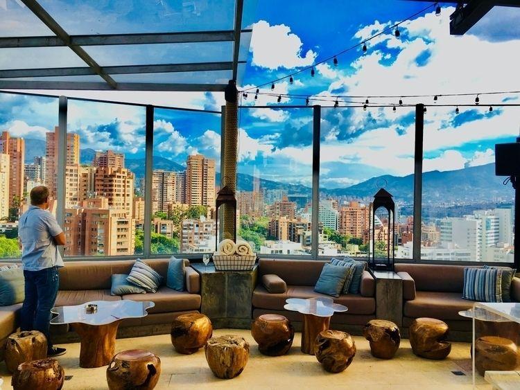 Envy Rooftop ~2016 _ Medellin,  - wellcaldmax   ello
