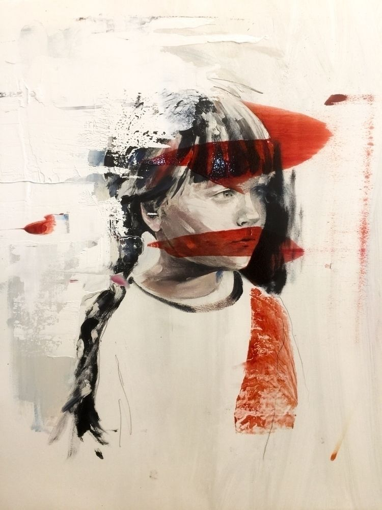 Oksymoron - elloart, art, drawing - alfchristianhvaring | ello