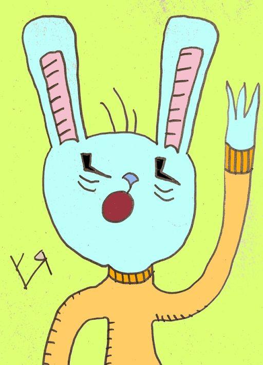 Bunny Boots Eyes) Richard Yates - richardfyates | ello