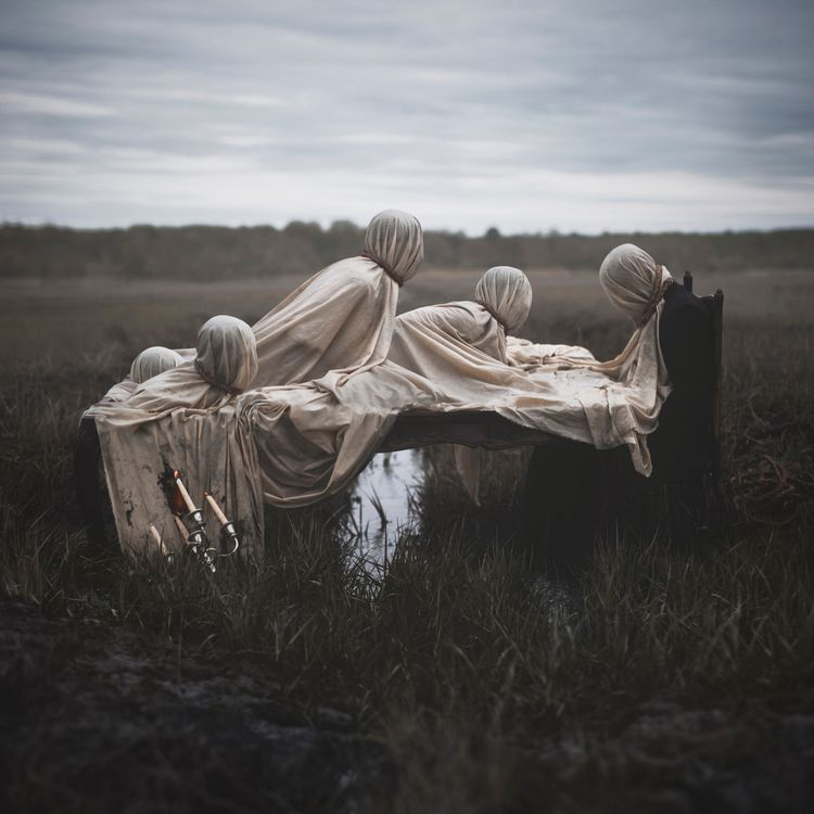 """Tramare"" — Photographer/Model - darkbeautymag | ello"