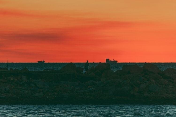 Montevideo, 2018 - Sunset, Uruguay - __patriota | ello
